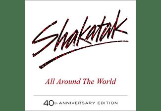 Shakatak - ALL AROUND THE WORLD - 40TH ANNIVERSARY  - (CD + DVD Video)