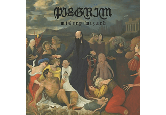 Pilgrim - MISERY WIZARD  - (Vinyl)