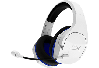 HYPERX Cloud Stinger Core Wireless (Playstation) HHSS1C-KB-WT/G, Over-ear Headset Weiß