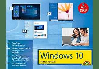 Windows 10 – Schnell zum Ziel (3. Auflage)