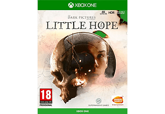The Dark Pictures: Little Hope UK Xbox One