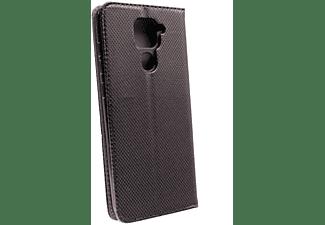 AGM 30568, Bookcover, Xiaomi, Redmi Note 9, Schwarz