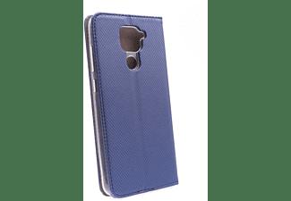 AGM 30569, Bookcover, Xiaomi, Redmi Note 9, Blau