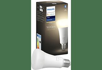 PHILIPS Hue White E27 Lampe warmweiß