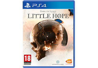 The Dark Pictures: Little Hope FR PS4