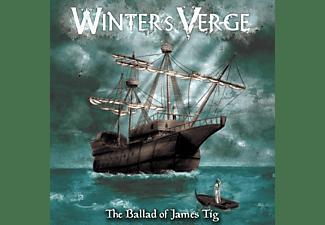 Winter's Verge - BALLAD OF JAMES TIG  - (CD)