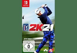 PGA Tour 2K21 - [Nintendo Switch]