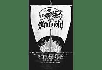 Skalmöld - 10 YEAR ANNIVERSARY - LIVE IN REYKJAVIK  - (CD + Blu-ray Disc)
