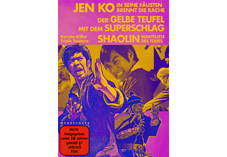 Karate Killer Triple Feature DVD