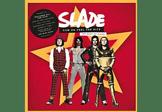 Slade - CUM ON FEEL THE HITZ - THE BEST OF SLADE  - (Vinyl)