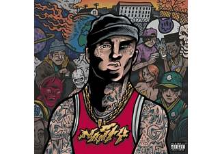 Nasty - Menace  - (CD)