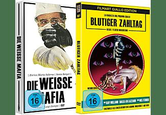 Italo-Bundle: Die weisse Mafia + Blutiger Zahltag DVD