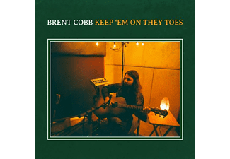 Brent Cobb - KEEP EM ON THEY TOES  - (Vinyl)