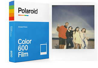 POLAROID Sofortbildfilm Farbe für 600 und i-Type  Sofortbildfilm weißer Rahmen
