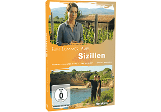 Ein Sommer auf Sizilien DVD