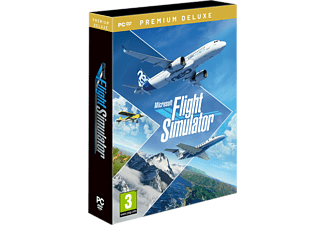 PC - Microsoft Flight Simulator 2020: Premium Deluxe Edition /D