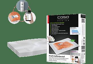 CASO 1201 16x23  Folienbeutel Transparent