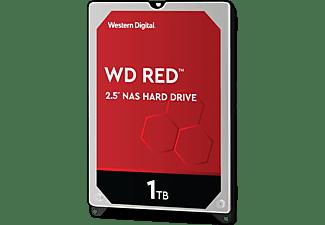 WD Red™ Plus Festplatte, 1 TB HDD SATA 6 Gbps, 2,5 Zoll, intern