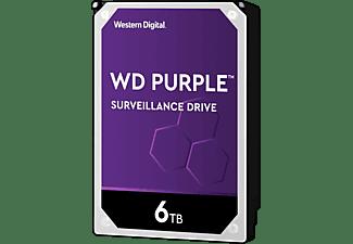 WD Purple™ 6 TB, BULK, 6 TB, HDD, 3,5 Zoll, intern