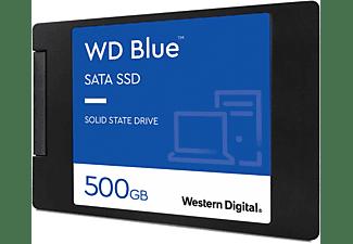 WD Blue™ 3D NAND SATA, 500 GB, SSD, 2,5 Zoll, intern