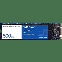 WD Blue 3D NAND SATA, 500 GB, SSD, intern