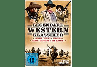 Legendäre Western-Klassiker DVD