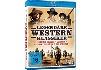 Legendäre Western-Klassiker Blu-ray