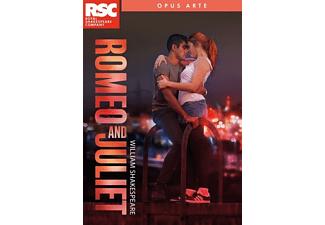 Royal Shakespeare Company Erica Why - Romeo and Juliet  - (DVD)