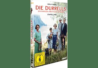 Die Durrells - Staffel Zwei - Ein Familien-Abenteuer auf Korfu DVD
