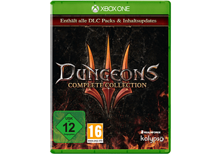 Dungeons 3 Complete Collection - [Xbox One]