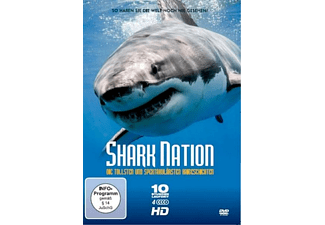 Shark Nation DVD