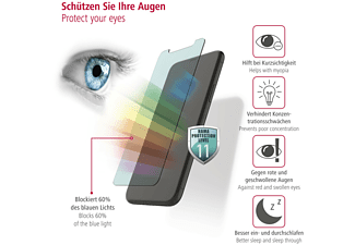 HAMA Anti-Bluelight Schutzglas (für Samsung Galaxy A71)
