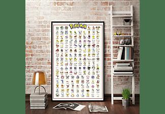 Pokémon Poster Charaktere