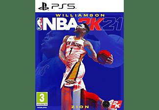 NBA 2K21 NL/FR PS5