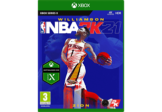 NBA 2K21 NL/FR Xbox Series X