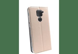 AGM 30570, Bookcover, Xiaomi, Redmi Note 9, Gold