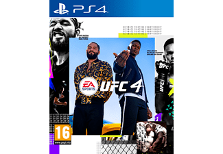 EA sports UFC 4, (Playstation 4). PS4