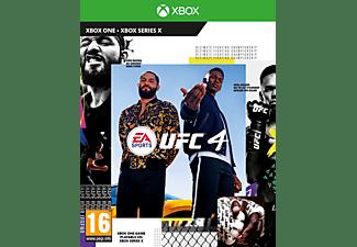 EA sports UFC 4, (X-Box One). XBOXONE