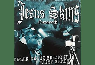 Jesus Skins - UNSER KREUZ BRAUCHT KEINE HAKEN (REISSUE/+BONUS)  - (Vinyl)