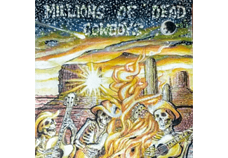 Mdc - MILLIONS OF DEAD COWBOYS  - (CD)