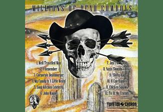 Mdc - MILLIONS OF DEAD COWBOYS  - (LP + Download)