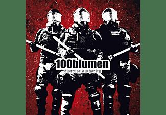100blumen - DISTRUST AUTHORITY (180 GR.)  - (Vinyl)