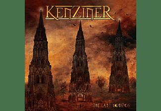 Kenziner - LAST HORIZON  - (CD)
