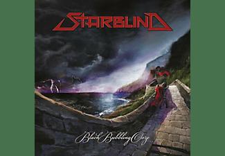 Starblind - BLACK BUBBLING OOZE (LTD RED/BLACK SPLATTER VINYL)  - (Vinyl)