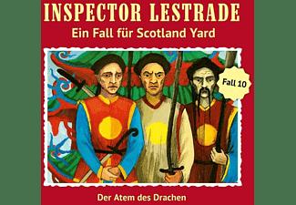 Inspector Lestrade - Der Atem des Drachen (Folge 10)  - (CD)