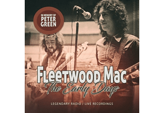 Fleetwood Mac - The Early Days-In Memory Of Peter Green (Legenda  - (CD)