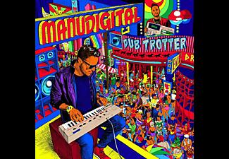 Manudigital - DUB TROTTER  - (LP + Download)