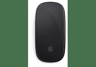 Ratón inalámbrico - Apple Magic Mouse 2, Recargable, Bluetooth, Gris espacial