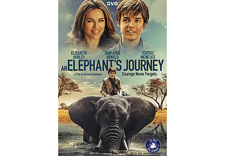 Against The Wild 3: The Great Elephant Adventure - DVD
