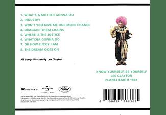 Lee Clayton - DREAM GOES ON  - (CD)